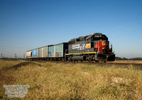 UP1488[ex-SP] - CP SPO75 - Tomspur, California - 2007