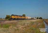 UP1550 -  Richvale - July 29, 2011
