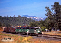 BN 6770 - Central Valley, California - September 14, 1992