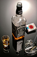 Jack Daniels & Lucky Strike - June 30, 2005