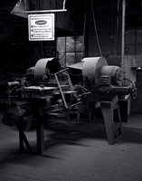 Machinery - Gladding McBean Manufacturing - Lincoln, California - March 4, 2006